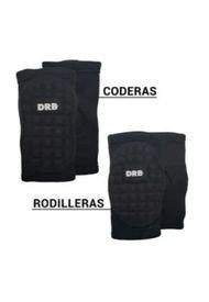 Set Arquero Coderas + Rodilleras - Adulto