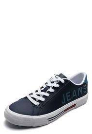 Tenis Azul-Blanco Tommy Hilfiger