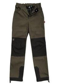 Pantalon De Trekking Gris Verde Selk'n