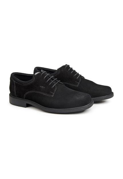 Calprado Sapato Calprado Camurça Preto 6LFjM