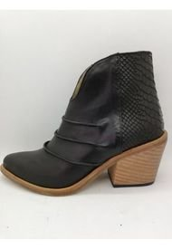 Bota Negra Abryl calzados Malena