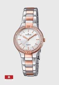Reloj Formal Blanco Candino