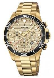 Reloj Prestige Dorado Festina