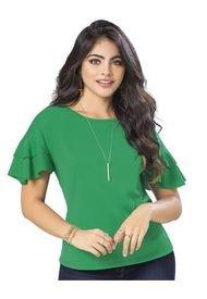 Camiseta Para Mujer Verde Antioquia Mp