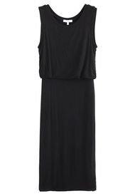 Vestido Básico Negro Nicopoly
