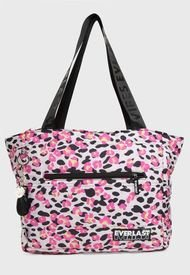 Bolso Tote Quilted Queen Multicolor Everlast