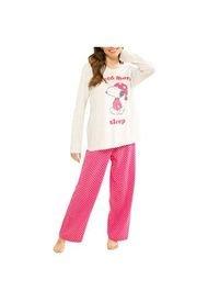 Pijama LL Sleep Gris Snoopy