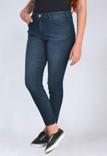 Yck's Calça Jeans Super Skinny Cintura Alta Yck's 4hwXH