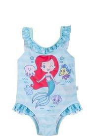 Traje De Baño Princesa Disney Celeste Ariel
