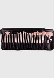 Set De 24 Brochas Pretty In Pink De Beauty Creations