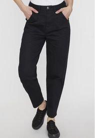 Jeans Slouchy Negro I  Corona