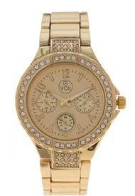 Reloj Dorado Vox