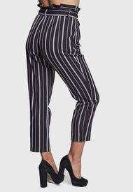 Pantalón Tentation Negro - Calce Regular