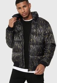 Parka Only & Sons ONSSAND AOP PUFFA OTW Multicolor - Calce Regular