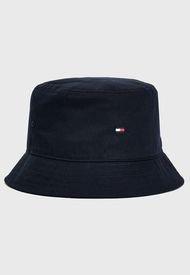 Sombrero FLAG BUCKET HAT Azul Tommy Hilfiger