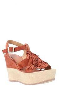 Sandalia Mariella Cognac We Love Shoes