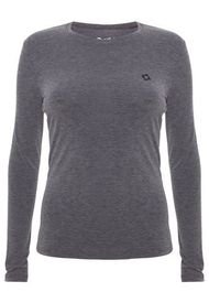 Camiseta Primera Capa Mujer Thermoactive Negro Doite