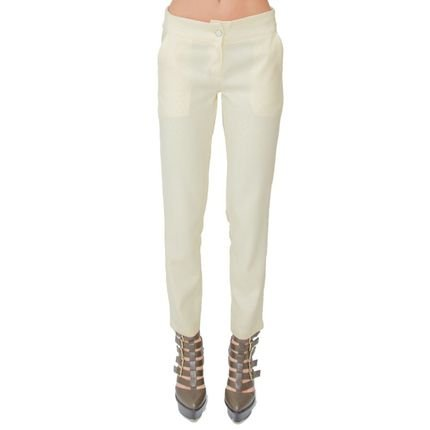 Lucy in The Sky Calça Lucy in the sky Skinny Off-white x1vXU