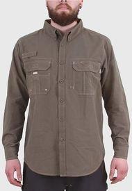 Camisa Duck Dry Outdoors Verde Hardwork