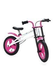 Bicicleta De Equilibrio Rosada Paa Niñas - Ekids