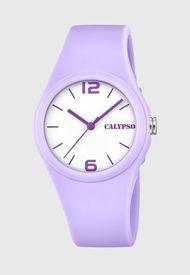 Reloj Casual Blanco Calypso