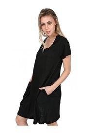 Vestido Negro Chelsea Market Lolita Corto