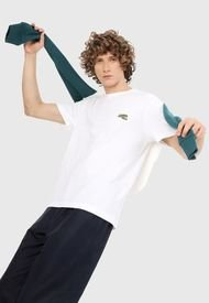 Camiseta Blanco Lacoste