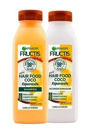 Pack Hair Food Coco Garnier