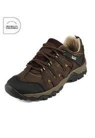 Zapato Outdoor Chocolate   Tellenzi 196