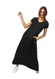 Vestido Negro Chelsea Market Lola Largo