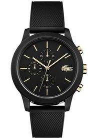 Reloj Negro Lacoste