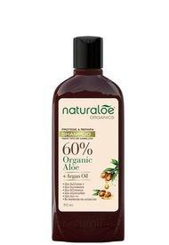 Shampoo  Argán Oil 350ml Naturaloe