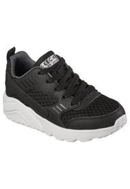 Zapatilla Uno Lite Negro Skechers
