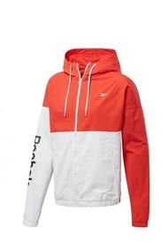 Campera Naranja Reebok Training Essentials