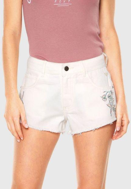 Roxy Short Sarja Roxy Hot Pant Garden Bege s8HBv