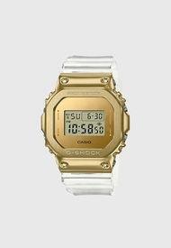 Reloj Digital Blanco G-Shock
