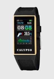 Reloj Casual Negro Calypso