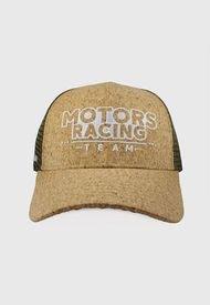 Jockey Hombre Corcho Malla Motors Racing Team