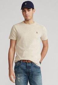 Camiseta Beige Polo Ralph Lauren