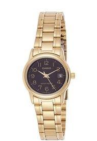 Reloj Formal Dorado Casio