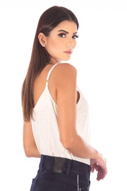 Sisal Jeans Regata Sisal Jeans  de Alça em Linho 7AbIt