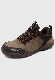 Zapato Cuero Marrón Panama Jack