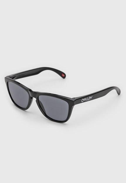 Menor preço em Óculos Solares Oakley Frogskins Preto