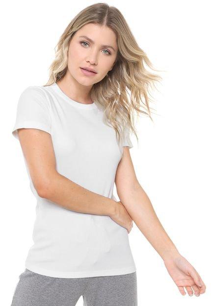 Liz Easywear Camiseta Liz Easywear Canelada Off-white 9IymC