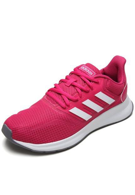Menor preço em Tênis adidas Performance Falcon Pink