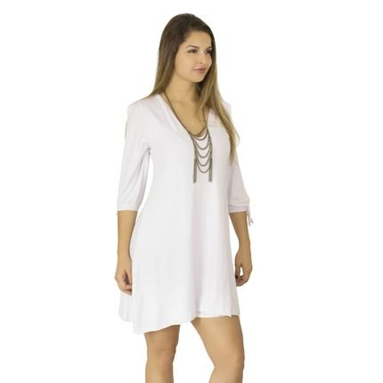 Dress Code Moda Vestido Dress Code Moda Branco UC1pH