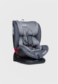 Silla Auto Convertible All Stages Isofix Gris Infanti