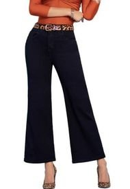 Jeans Colombiano Logan Azul Oscuro Daxxys Jeans