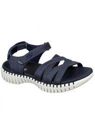 Sandalia Go Walk Smart Azul Skechers