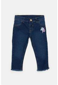 Pantalón Azul Cheeky Unicorn
